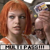 multi-pass icon