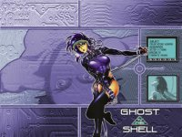 Highlight for Album: Ghost in the Shell Wallpapers